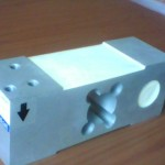 LOADCELL BCD SINGLE 500 KG